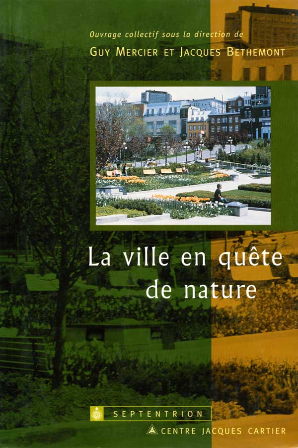 Ville en qu te de nature la septentrion la r f rence for La ville nature