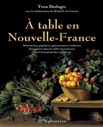 À table en Nouvelle-France
