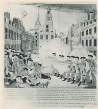 Le massacre de Boston